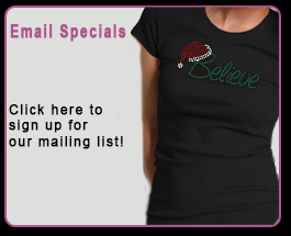 Email Specials